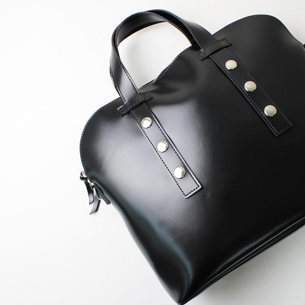COMME des GARCONStricot COMME des GARCONS トリコ コムデギャルソン シンセティックレザーハンドバッグ